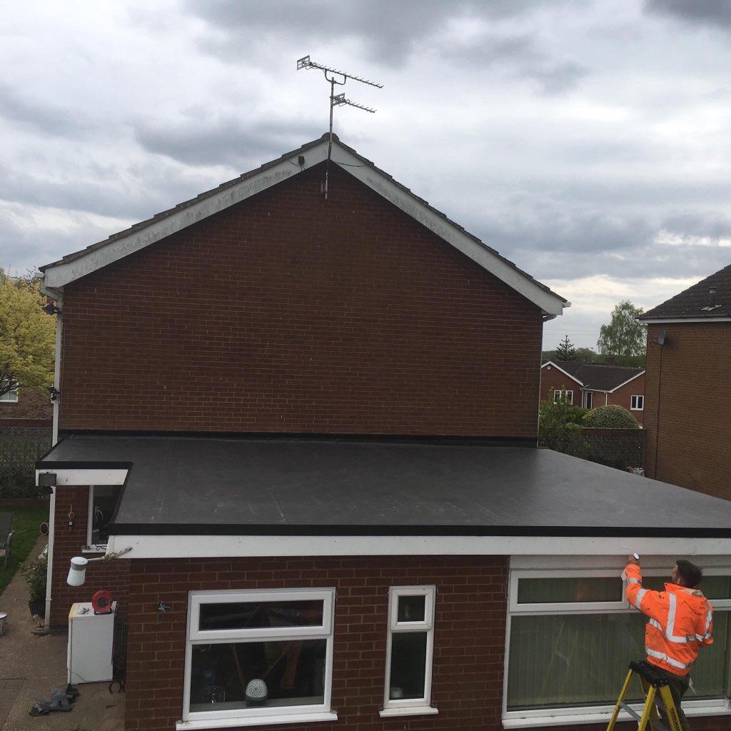 grp roofing in leeds